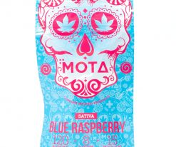 Mota Blue Raspbery Jelly Sativa 120mg
