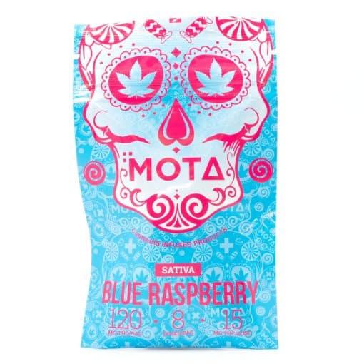Mota Blue Raspbery Jelly Sativa 120mg