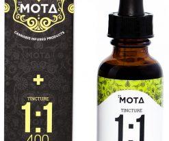 Mota THC Tincture Sativa