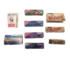 Rolling Papers and Filter Tips