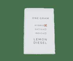 KleerX Lemon Diesel Shatter