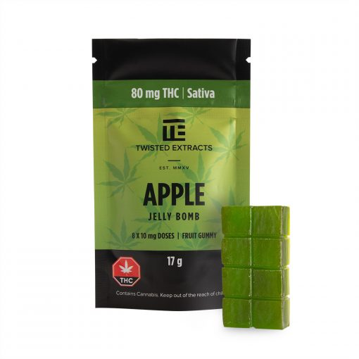 Twisted Extracts Apple Jelly Bomb