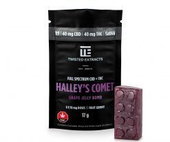 Twisted Extracts 1:1 Halley's Comet Jelly Bomb