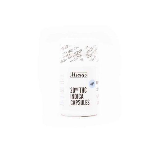 Mary's THC Capsule 20mg
