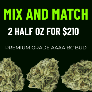 Mix And Match Deal Banner