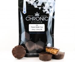 Chronic Kitchen CBD Peanut Butter Cup 120mg