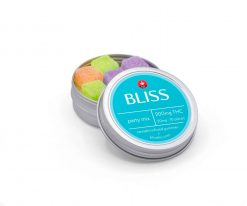Bliss Gummies Party Mix 200mg