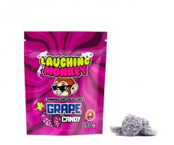 Laughing Monkey Grape Candy 150mg