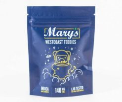 Mary's Triple Strength Westcoast Teddies 140mg