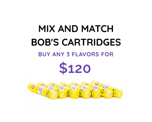 mix and match bob cartridges