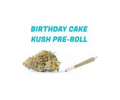 Birthday Cake Kush Pre-Roll