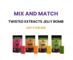 Twisted Extracts Jelly Bomb Mix and Match Banner