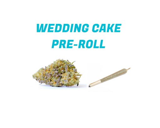 Wedding Cake pre roll