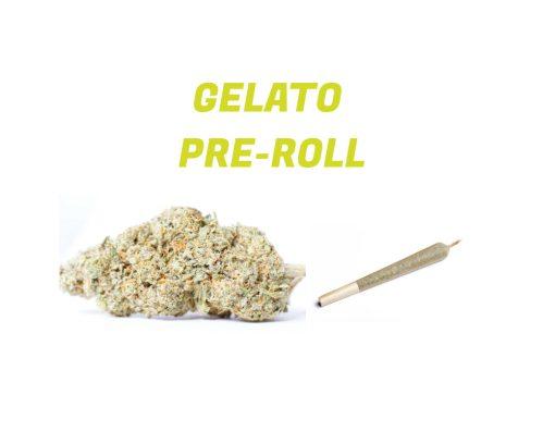 Gelato Strain Pre Roll