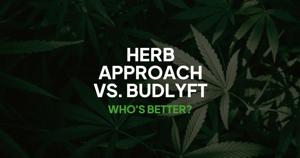 Herb Approach vs. BudLyft Banner