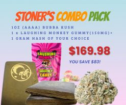 Stoners Combo Pack