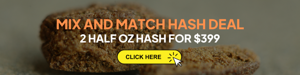 Mix and Match Hash Deal Banner