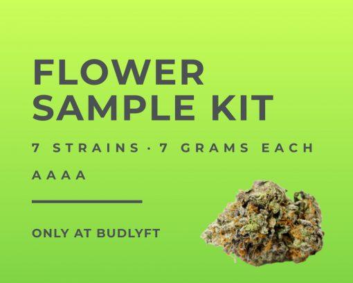 Flower Sample Kit
