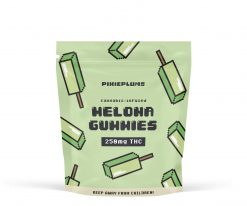PixiePlums Melon Gummies 250mg THC