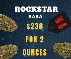 Rockstar Strain 2oz Sale