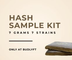 hash sample kit