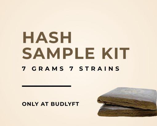 hash sample kit