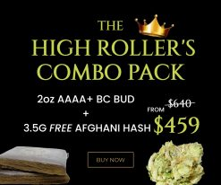 High Roller's Combo Pack