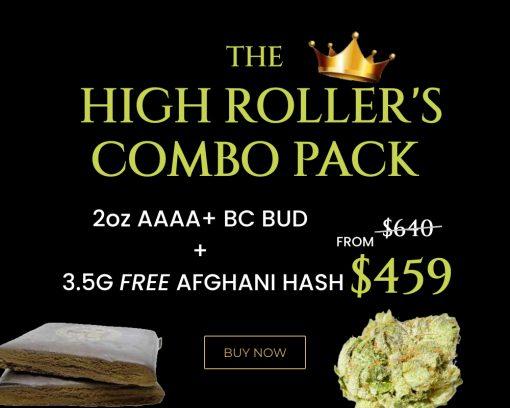High Roller's Combo Pack
