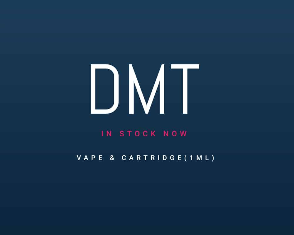 DMT Vape and Cartridge (1ML)