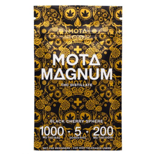 Magnum Clear Sphere 1000mg