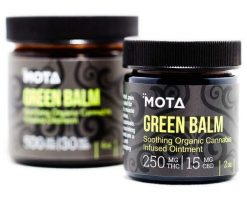 Mota Green Balm