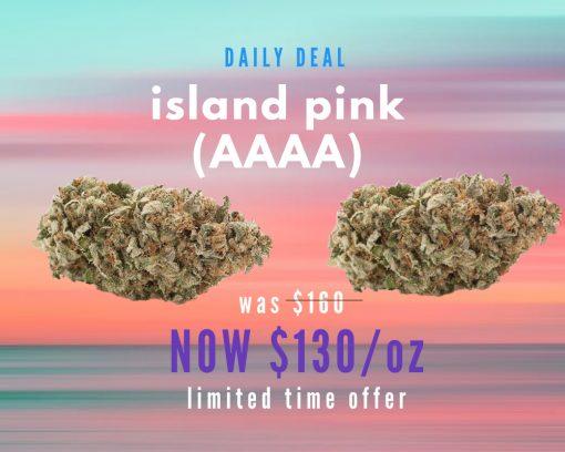 Island Pink Kush