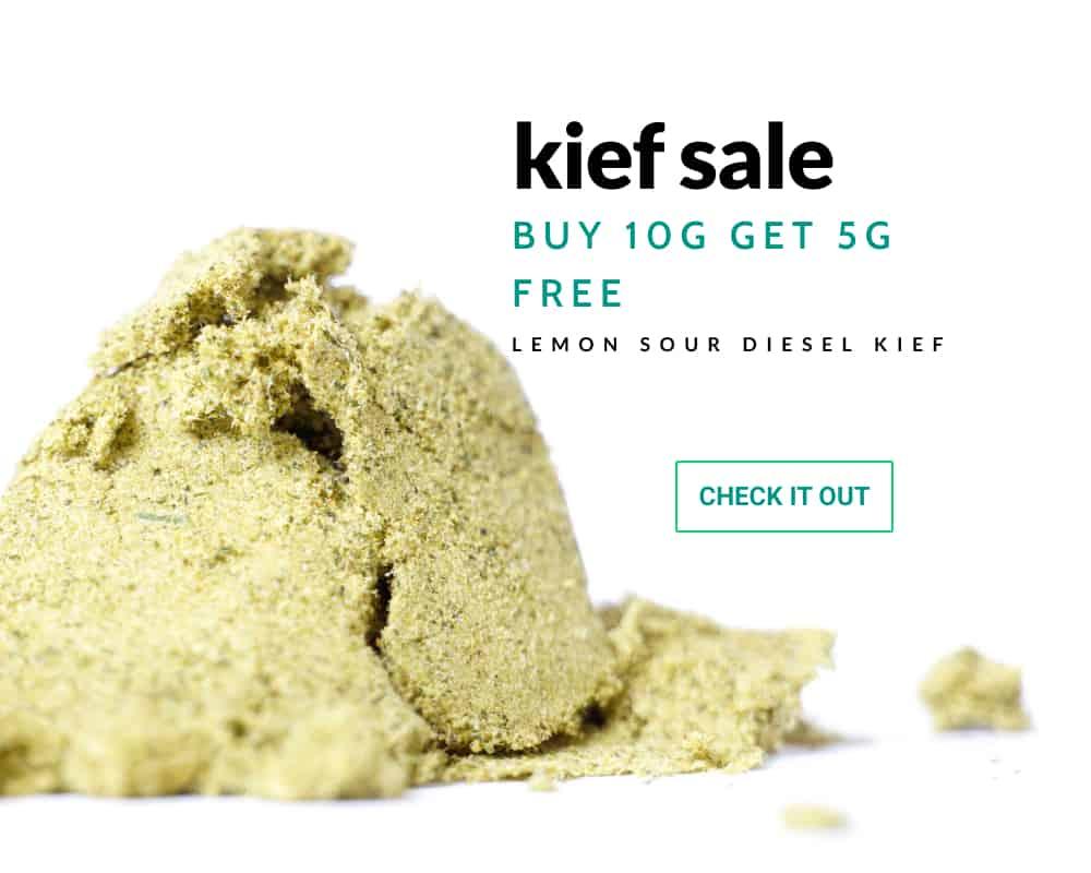 Kief Sale
