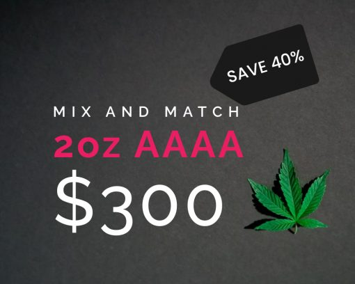 Mix and Matcch 2oz for $300