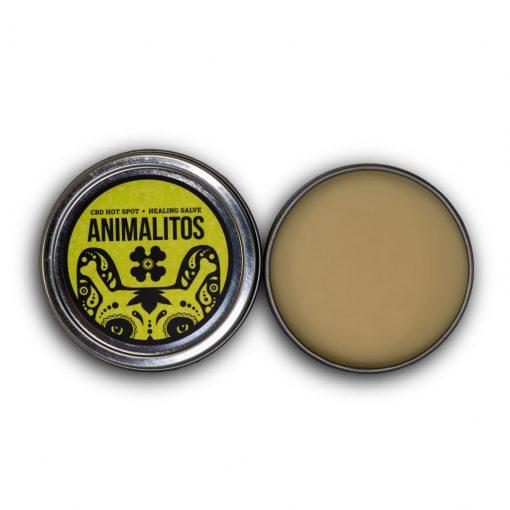 Animalitos CBD Hot Spot Balm