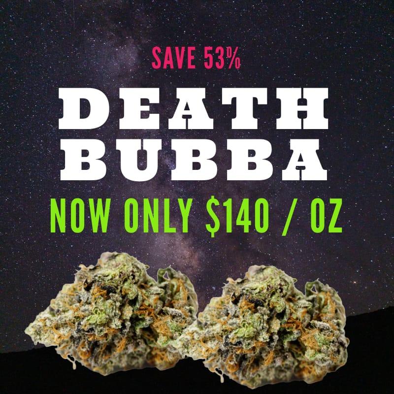 Death Bubba Sale