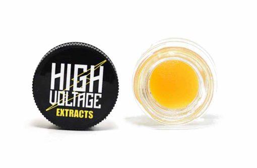 High Voltage Gelato Sauce
